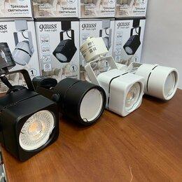 Споты и трек-системы - Трековые светильники Gauss серии Track Light Bulb, 0
