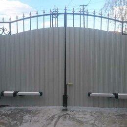 Ремонт и монтаж товаров - автоматика для ворот, 0