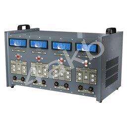 Блоки питания - Зарядно-разрядный выпрямитель серии ВЗА-М-Р, 0