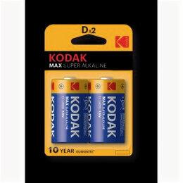 Батарейки - Элемент питания Kodak LR20-2BL МАХ [ KD-2 ] (20/100/3600), 0