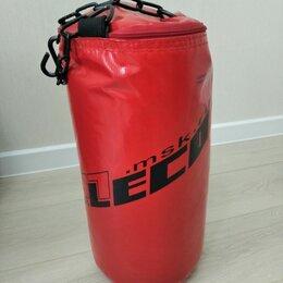 Тренировочные снаряды - Мешок боксерский 15 кг leco, 0