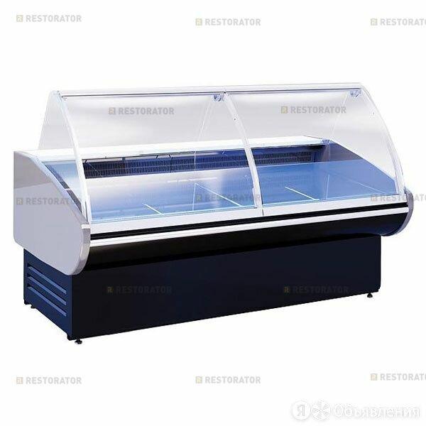 Cryspi Витрина холодильная Cryspi Magnum SN 3750 Д с боковинами по цене 195230₽ - Холодильные витрины, фото 0