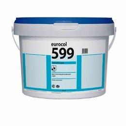 Клей - Клей для кварцвиниловой плитки Forbo 599, 0