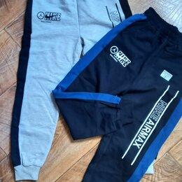 Брюки - Спортивные штаны. Новые.  110-116 см., 0