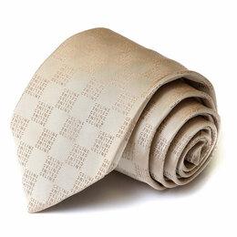 Галстуки и бабочки - Оригинальный галстук в крупную клетку Celine 59490, 0