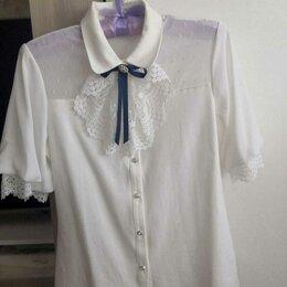 Рубашки и блузы - Блузка школьная Deloras, 0