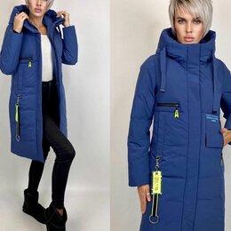 Пальто - Женское зимнее болоньевое пальто р-ры 40-50, 0