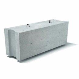 Железобетонные изделия - Фундаментные блоки 2400х40х60, 0