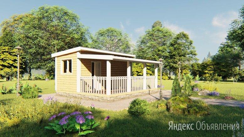 Дачный домик ИНГА 2,5х6 по цене 310000₽ - Готовые строения, фото 0