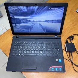 Ноутбуки - Ноутбук Lenovo IdeaPad 100-15IBY 4/750Gb в отлич.с, 0