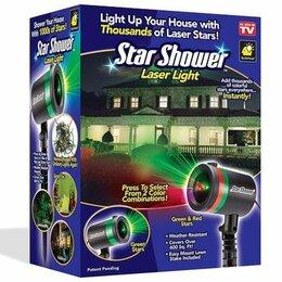 Уличное освещение - Лазерный проектор Star Shower, 0