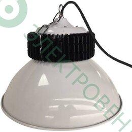 Настенно-потолочные светильники - Светодиодный светильник FL-LED HB-A 50W 4200K D=280мм H=250мм 50Вт 4500Лм, 0