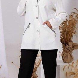 Костюмы - Женский брючный костюм р-ры 50-60, 0