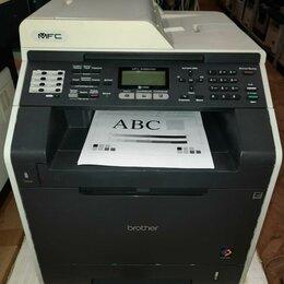 Принтеры, сканеры и МФУ - Мфу лазерное Brother MFC-9465CDN, 0