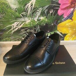 Туфли - Новые кожаные туфли мужские , 0