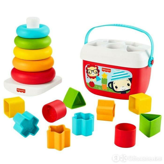 Игровой набор Blocks   Rock-a-Stack по цене 2450₽ - Развивающие игрушки, фото 0