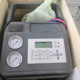 Оборудование для автокондиционеров - Станция для заправки автокондиционеров, 0