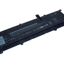 Блоки питания - Аккумулятор для ноутбука Dell XPS 15 9575 (8N0T7) 11.4V 6580mAh, 0