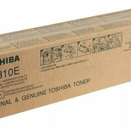 Чернила, тонеры, фотобарабаны - Тонер-картридж toshiba t-1800e, 0