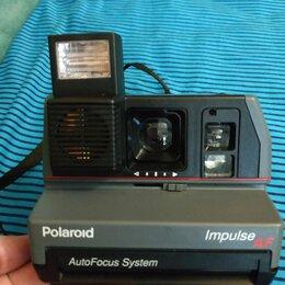 Фотоаппараты моментальной печати - Polaroid impulse AF фотоаппарат, 0