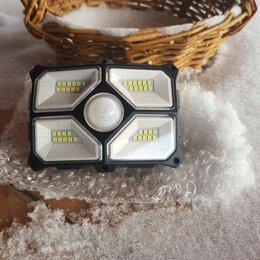 Переносные светильники - Светодиодный фонарь на солнечной энергии, 0