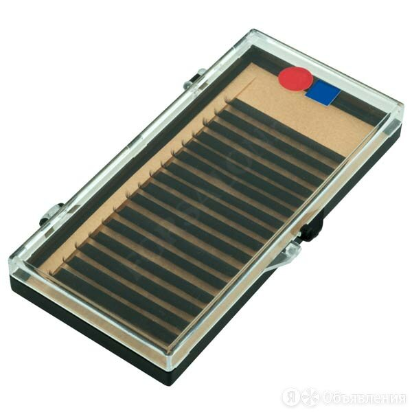 Ресницы Dolce Vita Gold Lux - загиб B, толщина 0.25 мм, длина 14 мм по цене 300₽ - Для глаз, фото 0