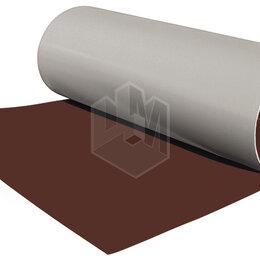 Кровля и водосток - Гладкий плоский лист рулонной стали RAL8017 Шоколад ш1.25 эконом, 0