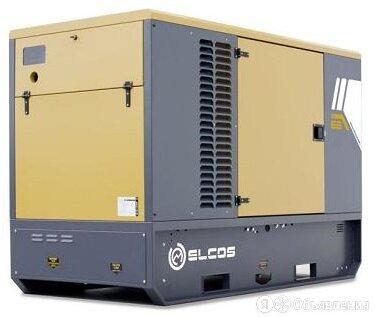 Дизельный генератор Elcos GE.AI.066/060.SS по цене 1570117₽ - Электрогенераторы и станции, фото 0