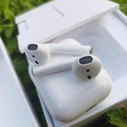 Наушники и Bluetooth-гарнитуры - Airpods 2 1:1, 0