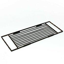 Решетки - Решётка для жарки, на ящик мангала 30 x 80 x 2 см, 0