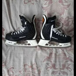 Коньки - Коньки хоккейные, 0