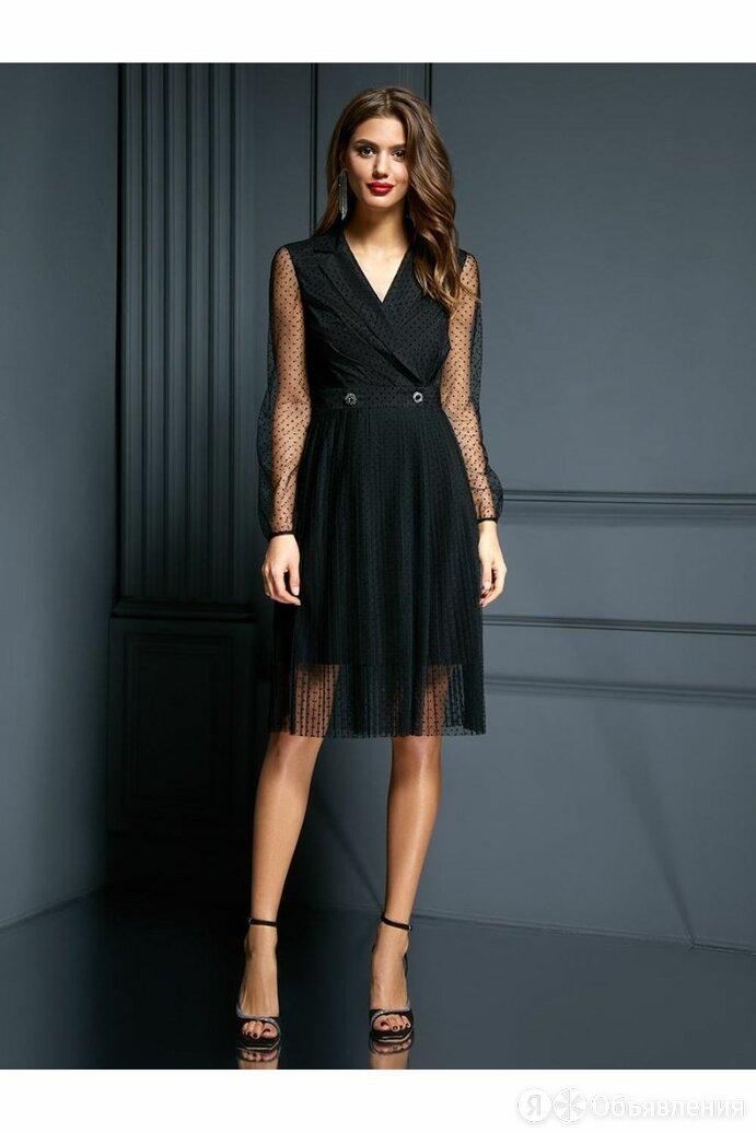 Платье 1849 AYZE черное Модель: 1849 по цене 3510₽ - Платья, фото 0