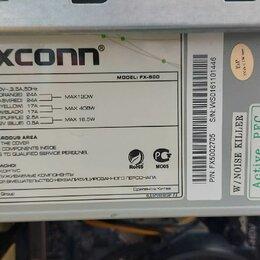 Блоки питания - Блок питания foxconn 500 для пк, 0