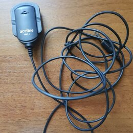Микрофоны - Удобный петличный микрофон Aceline, 0
