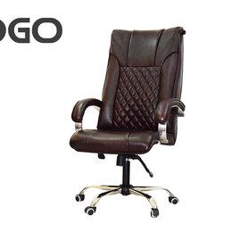 Плетеная мебель - Офисное массажное кресло Ego Domus EG1002 Комбинированная кожа стандарт, 0