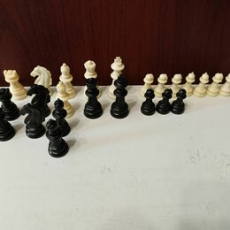 Настольные игры - Шахматные фигуры магнитные, 0