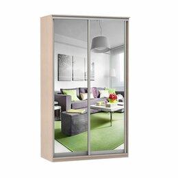Шкафы, стенки, гарнитуры - Шкаф купе Модерн 905х450 2-х дверный зеркальный…, 0