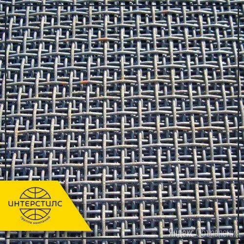 Сетка рифленая 35х35х8 мм ГОСТ 3306-88 по цене 3420₽ - Металлопрокат, фото 0