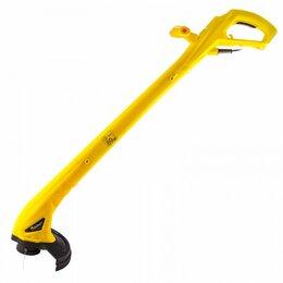 Леска и ножи - Kolner Триммер электрический KET-300, 300Вт, 12500 об/мин, шир.скаш.220мм, ле..., 0
