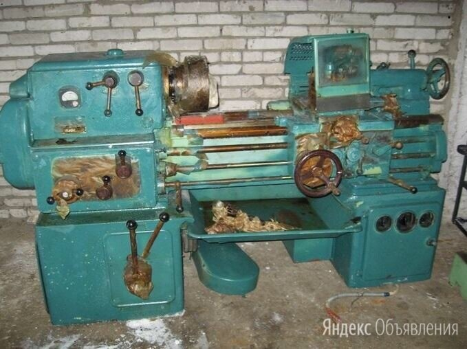 токарный станок 1А616 по цене 60000₽ - Токарные станки, фото 0