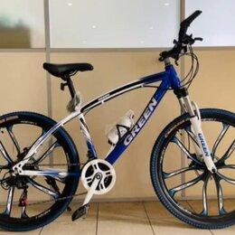 Велосипеды - Велосипед грин байк на литых, 0