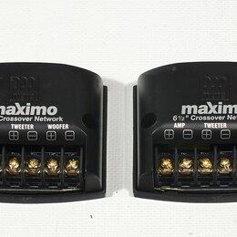 Автоэлектроника - Автоакустика Morel Maximo Crossover, 0
