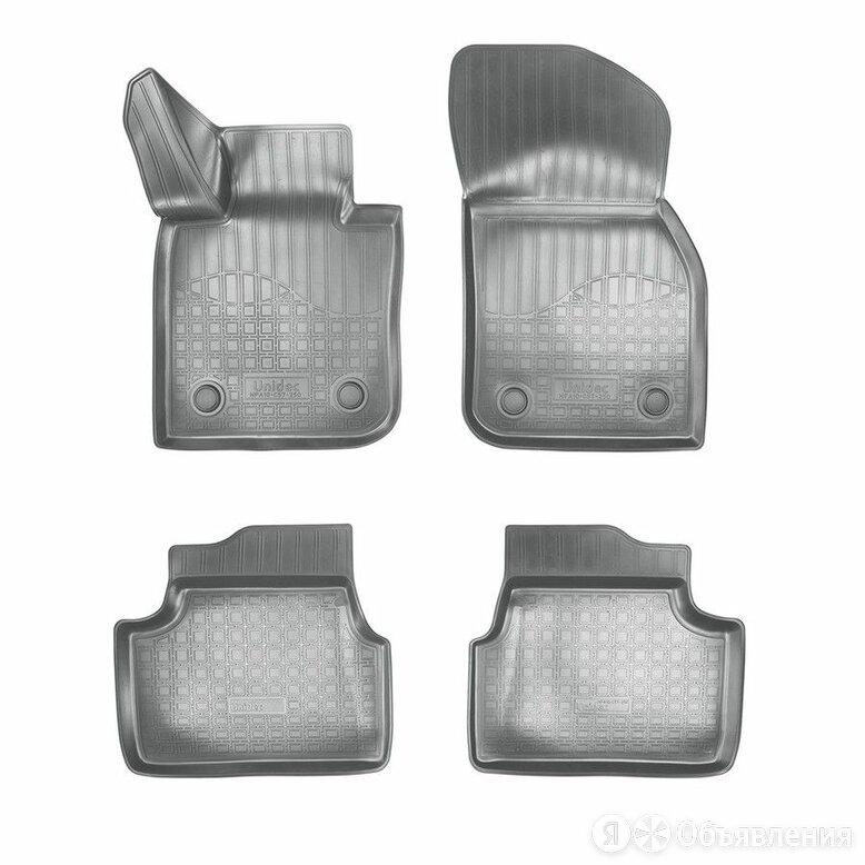 Коврики салонные для Mini Hatch (F56) 3D (5 дв.) (2014) (серый) - цвет: Серый по цене 2057₽ - Аксессуары для салона, фото 0