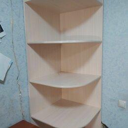 Стеллажи и этажерки - Угловой шкаф , 0