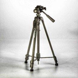 Штативы и моноподы - Штатив профессиональный для камер, 0