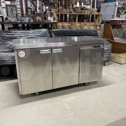Холодильные столы - Стол холодильный hicold, 0