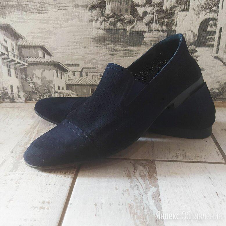 Туфли летние мужские по цене 1400₽ - Туфли, фото 0