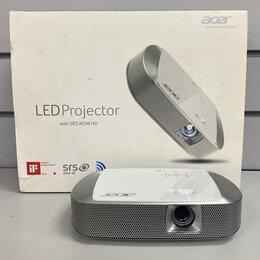 Проекторы - Проектор Acer K137i LED CWX1138, 0