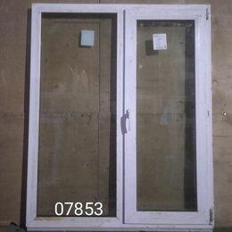 Готовые конструкции - Пластиковое окно (б/у) 1490(в)х1220(ш), 0
