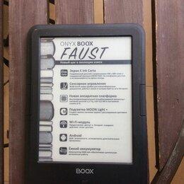 Электронные книги - Электронная книга onyx boox Faust сенсор подсветка, 0